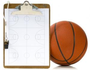 Lavagna, fischietto e pallone - Regole del Basket